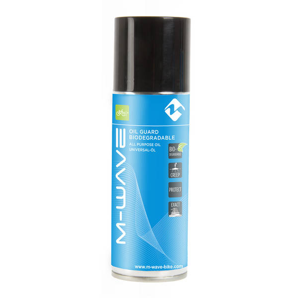 M-WAVE Oil Guard Biodegradable special oil