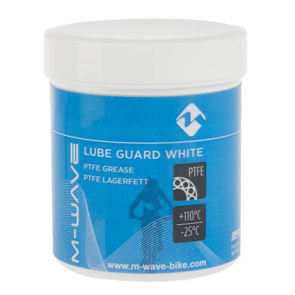 M-WAVE Lube Guard White grasa