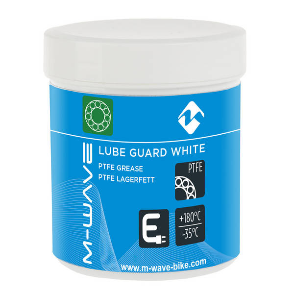M-WAVE Lube Guard White Lagerfett