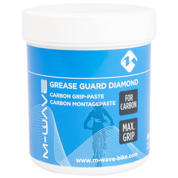 M-WAVE Grease Guard Diamond Carbon-Montagepaste