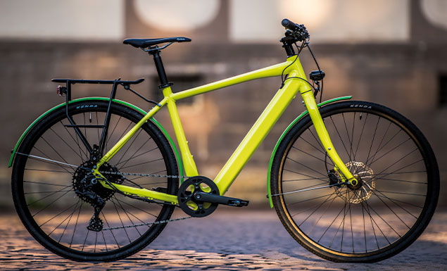 Light E-Bike Modell