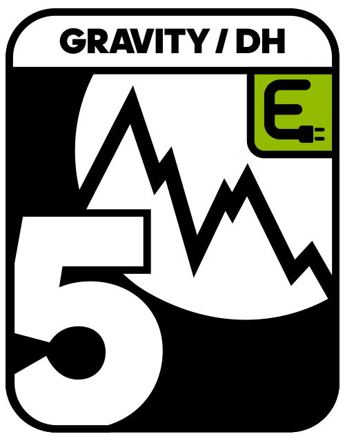 Bike Category  5 Icon