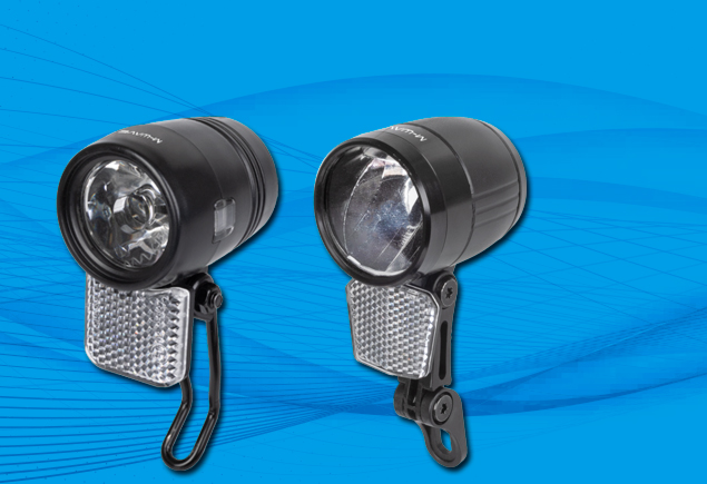 M-WAVE E-BIKE FRONT LIGHT APOLLON E