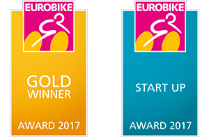 EUROBIKE Winner Award und Start-up Award 2017