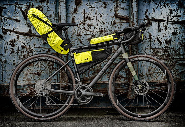 Bike Packing Series