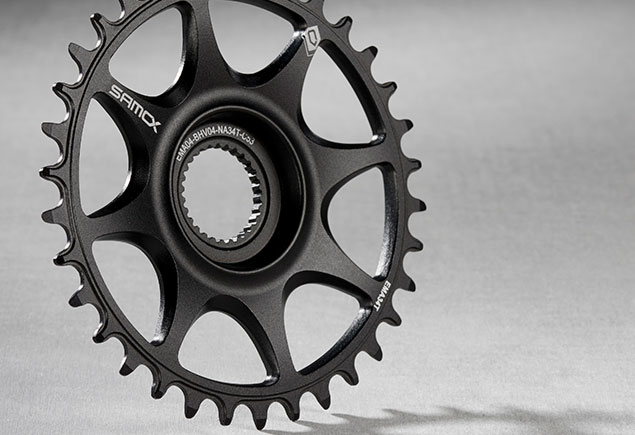 Samox chainrings